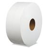 Boardwalk Laminated Jumbo Roll Toilet Tissue, 3.2 x 700 ft, White, 12/Carton BWK 410979