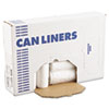 Waste Can Liners: High Density Can Liners