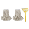 Boardwalk Boardwalk® Cotton Cut End Mop Kit BWK 5324C