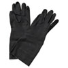 Gloves Neoprene Gloves: Neoprene Flock-Lined Gloves - Large
