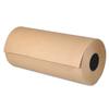 Pitt Mini Rolls: Boardwalk® Bleached Kraft Paper