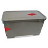 Boardwalk Boardwalk® Microfiber Charging Bucket BWK CBMF6GY