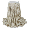 Boardwalk Boardwalk Banded Cotton Mop Heads BWK CM20020