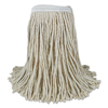 Boardwalk Boardwalk Banded Cotton Mop Heads BWK CM20024
