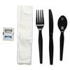 Boardwalk Boardwalk® Six-Piece Cutlery Kit BWK FKTNSHWPSBLA