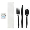 Boardwalk Boardwalk® Six-Piece Cutlery Kit BWK FKTNSMWPSBLA