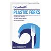Boardwalk® Mediumweight Polystyrene Cutlery