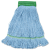 Boardwalk Blue Cotton Mop Heads BWKLM30310M