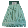Microfiber Wipes and Microfiber Mops: Boardwalk® Microfiber Looped-End Wet Mop Heads