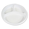 Boardwalk Boardwalk® Hi-Impact Plastic Dinnerware BWK PLTHIPS10WH3