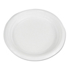 Boardwalk Boardwalk® Hi-Impact Plastic Dinnerware BWK PLTHIPS6WH