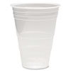 Boardwalk Boardwalk Translucent Plastic Cold Cups BWK TRANSCUP16PK