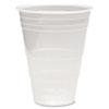 Boardwalk Boardwalk Translucent Plastic Cold Cups BWK TRANSCUP16PK