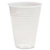Boardwalk Boardwalk Translucent Plastic Cold Cups BWK TRANSCUP7PK