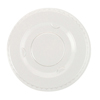 Boardwalk Crystal-Clear Portion Cup Lids BWK YLS-1FR