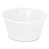 Pharmaceutical Accessories Evacuation Containers: Plastic Souffle Portion Cups