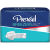 First Quality Prevail Breezers 360° Adult Brief Size 1 26-48in White MON 22113100