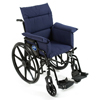 Care Apparel Total Chair Cushion CAA 207-0-NAV