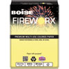 Boise Boise® FIREWORX® Multipurpose Colored Paper CAS MP2201CY