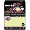 Boise Boise® FIREWORX® Multipurpose Colored Paper CAS MP2201GS