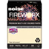 Boise Boise® FIREWORX® Multipurpose Colored Paper CAS MP2201IY