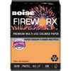 loose paper: Boise® FIREWORX® Multipurpose Colored Paper