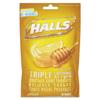 Cough & Cold: Halls® Triple Action Cough Drops