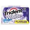 Cadbury Adams CADBURY ADAMS™ Trident White® Cool Rush Gum CDB6763800