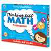 Carson Dellosa Carson-Dellosa Publishing CenterSOLUTIONS® Thinking Kids™ Math Cards CDP 140076