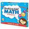 Carson Dellosa Carson-Dellosa Publishing CenterSOLUTIONS® Thinking Kids™ Math Cards CDP 140076