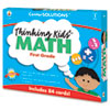 Carson Dellosa Carson-Dellosa Publishing CenterSOLUTIONS® Thinking Kids™ Math Cards CDP 140077