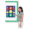 Carson Dellosa Carson-Dellosa Publishing Stoplight Pocket Chart CDP 158024