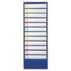Carson Dellosa Carson-Dellosa Publishing Deluxe Scheduling Pocket Chart CDP 158031