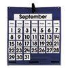 Carson Dellosa Carson-Dellosa Monthly Calendar 43-Pocket Chart with Day/Week Cards CDP 158156