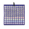 Carson Dellosa Carson-Dellosa Hundreds Pocket Chart with 100 Clear Pockets, Colored Number Cards CDP 158157