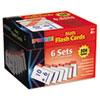 Carson Dellosa Carson-Dellosa Publishing Flash Cards Boxed Set CDP 744086