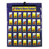 Carson Dellosa Carson-Dellosa Publishing Attendance/Multiuse Pocket Chart CDP CD5644