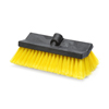 "cleaning chemicals, brushes, hand wipers, sponges, squeegees: Laitner - 10"" Bi-Level Vehicle Wash Brush"