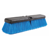 "cleaning chemicals, brushes, hand wipers, sponges, squeegees: Laitner - 14"" Polyester Wash Brush"