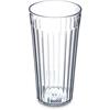 Carlisle Bistro SAN Tumbler 20 oz - Clear CFS 012007CS