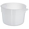 Carlisle Bains Marie Container 2 qt - White CFS 020002CS