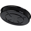 "Tortilla Server w/Lid 7-1/4"" / 1-15/16"" - Black"