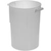 Carlisle Bains Marie Container 8 qt - White CFS 080002CS