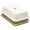 "Carlisle Compartment Tray Cover Fits 10"" x 14-1/2"" - White CFS1014502CS"