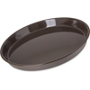 "Carlisle Serving Tray 13"" - Brown CFS130001CS"
