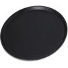 Carlisle Griptite 2 Round Tray - Black CFS1400GR2004CS