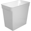 Carlisle StorPlus™ Storage Container 18 qt - White CFS 162902CS
