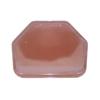 Carlisle Glassteel™ Trapezoid- Solid Color Fiberglass Tray CFS 1713FG127CS