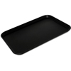 "Carlisle Griptite 2 Rectangle Tray 22"" x 16"" - Black CFS 2216GR2Q004CS"