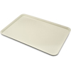 "Glasteel Tray Display/Bakery 17.9"" x 25.6"" - Almond"